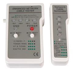 TENMA 72-9940  Network Cable Tester